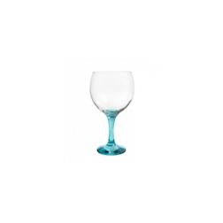Calice cocktail Combinados in vetro trasparente e azzurro cl 64,5