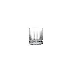 Bicchiere Elysia in vetro decorato cl 21