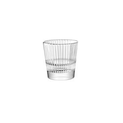 Bicchiere Diva vino Vidivi in vetro lavorato cl 30