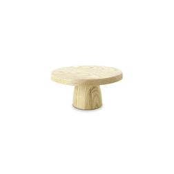Alzata Inspired Revol in legno cm 33x14