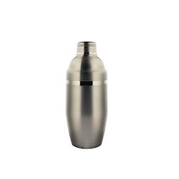 Shaker 3 pezzi Usagi Vintage in acciaio inox cl 50