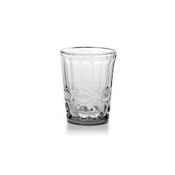 Bicchiere Solange in vetro trasparente cl 26,5