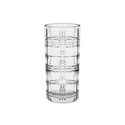 Bicchiere Verona bibita Vidivi in vetro lavorato cl 35