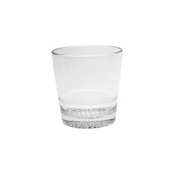 Bicchiere acqua impilabile Mosaico Vidivi in vetro trasparente cl 40