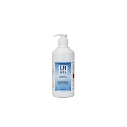 LH gel alcool gelificato antisettico cl 50