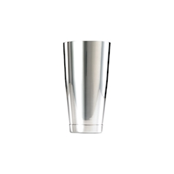 Shaker boston tin bilanciato in acciaio inox cl 82,8