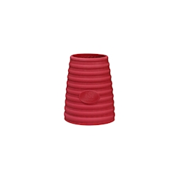 Cover Termica per sifoni Gourmet Isi lt 0,5 in silicone rosso