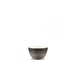 Coppetta Studio Prints Churchill in ceramica vetrificata nera cl 22,7