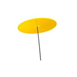Fiore Disco Uno Cazador del Sol giallo cm 175x20