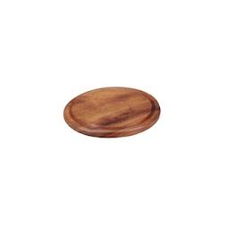 Tagliere tondo in legno di acacia cm 30