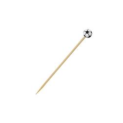 Stecchini Calcio in bamboo cm 12