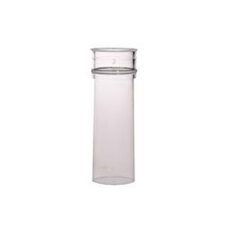 Tubo di riempimento per sifone soda classic iSi in plastica trasparente cm 8,5x3
