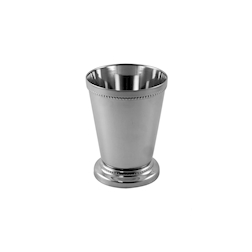 Bicchiere Mint Julep Deco' in acciaio inox cl 45