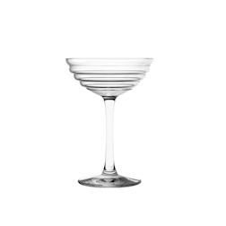 Coppa cocktail Sway in vetro cl 13,5