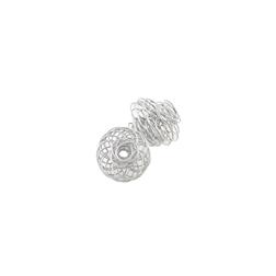 Molla emulsionante trapezoidale estendibile in acciaio inox