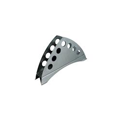 Portatovaglioli Salvinelli in acciaio inox cm 18