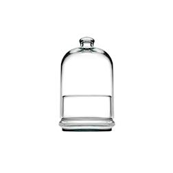 Coppetta con cupola Patisserie Midi Pasabahce in vetro cm 10