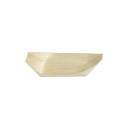 Mini barchetta in legno d'abete cm 14