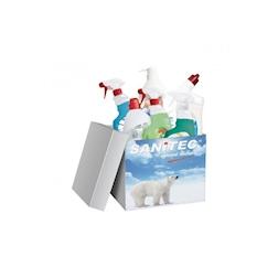 Kit di detergenza multiusi 6 pezzi