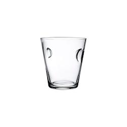Secchiello portabottiglia Nude in vetro lt 3,75