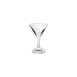 Calice Martini cocktail Borgonovo in vetro cl 10