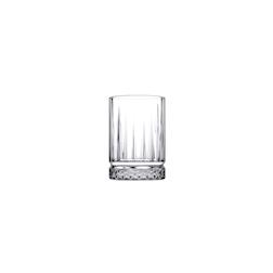 Bicchiere Elysia in vetro decorato cl 6