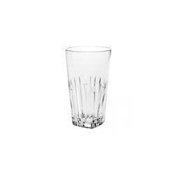 Bicchiere impilabile hiball Stepback Borgonovo in vetro cl 42