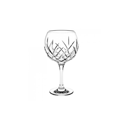 Calice gin tonic Rococò in vetro cl 62