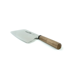 Coltello Cortello Sanelli Ambrogio in acciaio nitro B e manico in noce cm 30