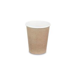 Bicchiere cappuccino in carta kraft cl 25