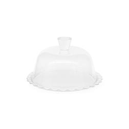 Piatto torta con cupola Mini Patisserie Pasabahce in vetro cm 26
