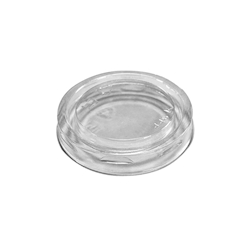 Coperchio in plastica trasparente cm 7