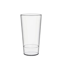 Bicchiere Urban L con tacca in san trasparente cl 62