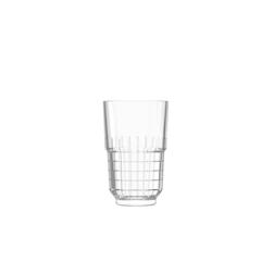 Bicchiere hiball TarQ Libbey impilabile in vetro cl 35,5