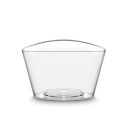 Spumantiera Victoria in acrilico trasparente lt 10