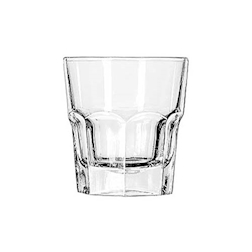 Bicchiere Gibraltar Tall Rocks Libbey in vetro 26,6 cl