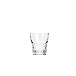 Bicchiere Gibraltar double rocks Libbey in vetro 38,4 cl