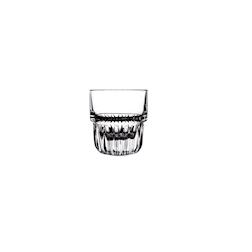 Bicchiere rocks Everest Libbey in vetro cl 35,5