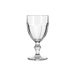 Calice acqua goblet Gibraltar in vetro cl 34