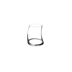 Bicchiere Bravura double old Libbey in vetro cl 36,2