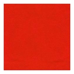 Coprimacchia Pack Service in Airspun cm 100 x 100 rosso
