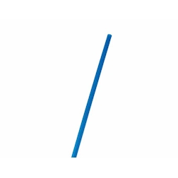 Cannuccia drinking straw plastica cm 13,5 blu