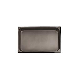 Gastronorm 1/2 in acciaio inox antiaderente cm 32x26,5x2
