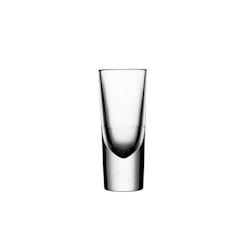 Bicchiere shot Grande 1 tacca in vetro cl 13