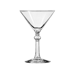 Coppa cocktail Martini Vintage Libbey in vetro cl 18