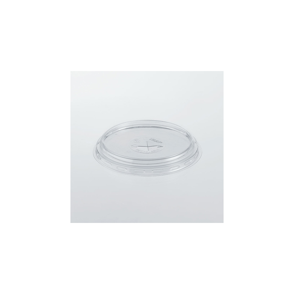 Coperchio monouso per bicchiere Kristall 30 e 39 cl