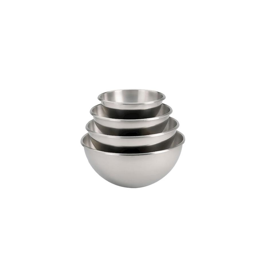Bowl semisferica De buyer in acciaio inox