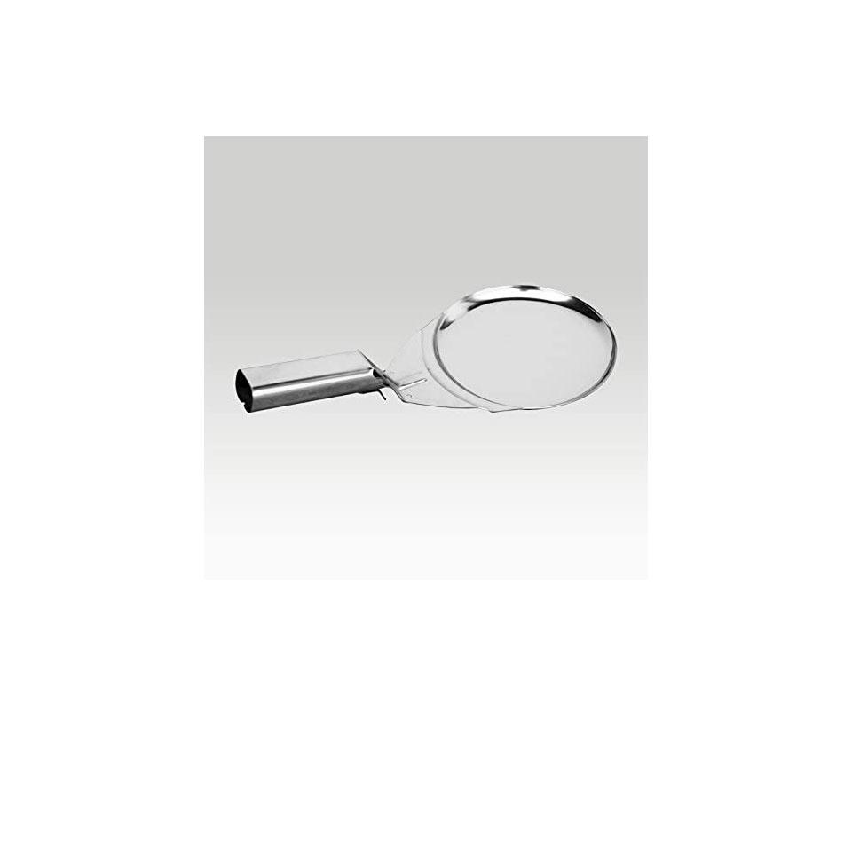 Cucchiaio gigante per pomodoro in acciaio inox cm 15