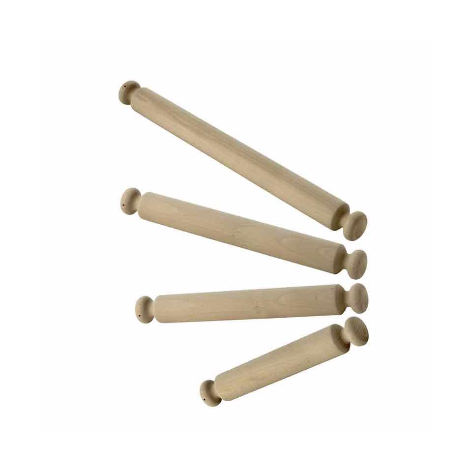 Mattarello in legno cm 40