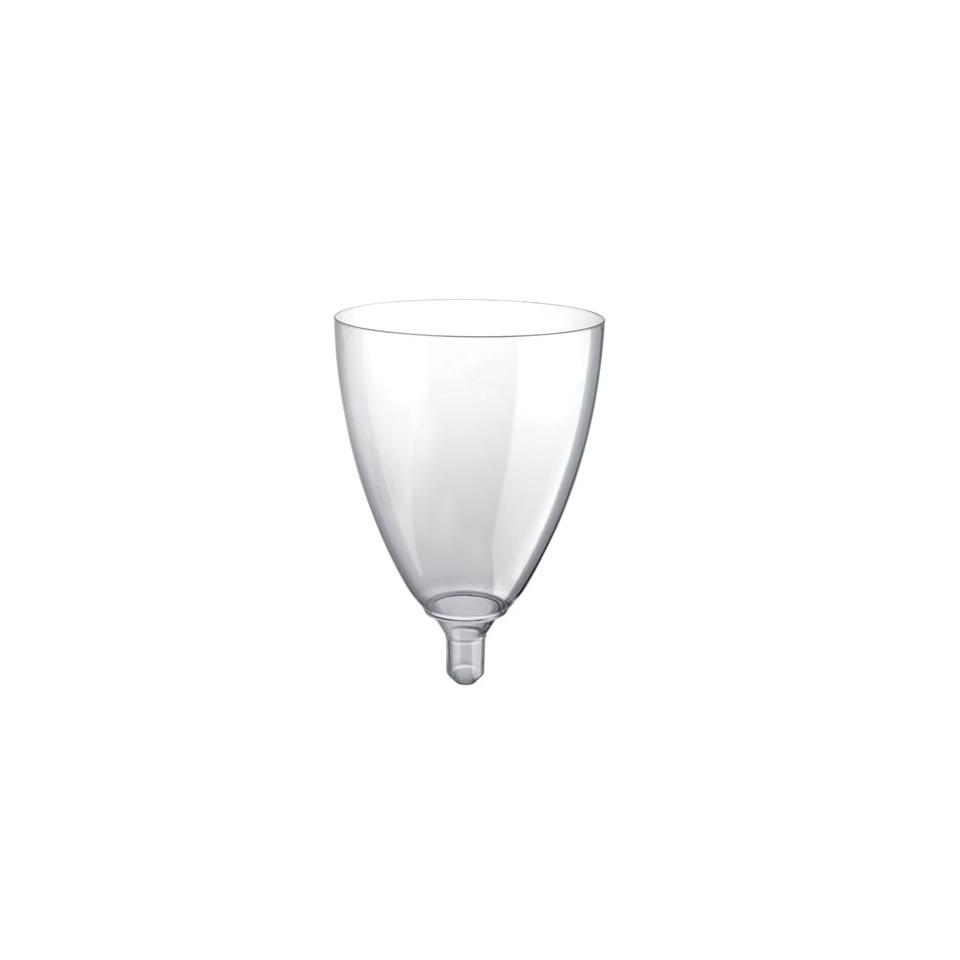 Calice acqua vino Gold Plast trasparente cl 18